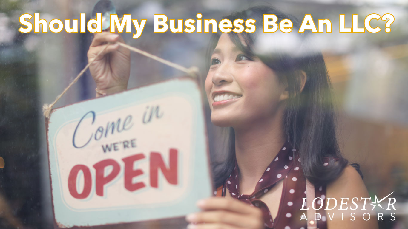 Should My Business Be An LLC?